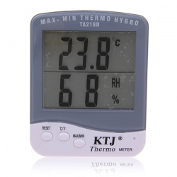 LCD Digital Indoor Thermometer WITH Hygrometer