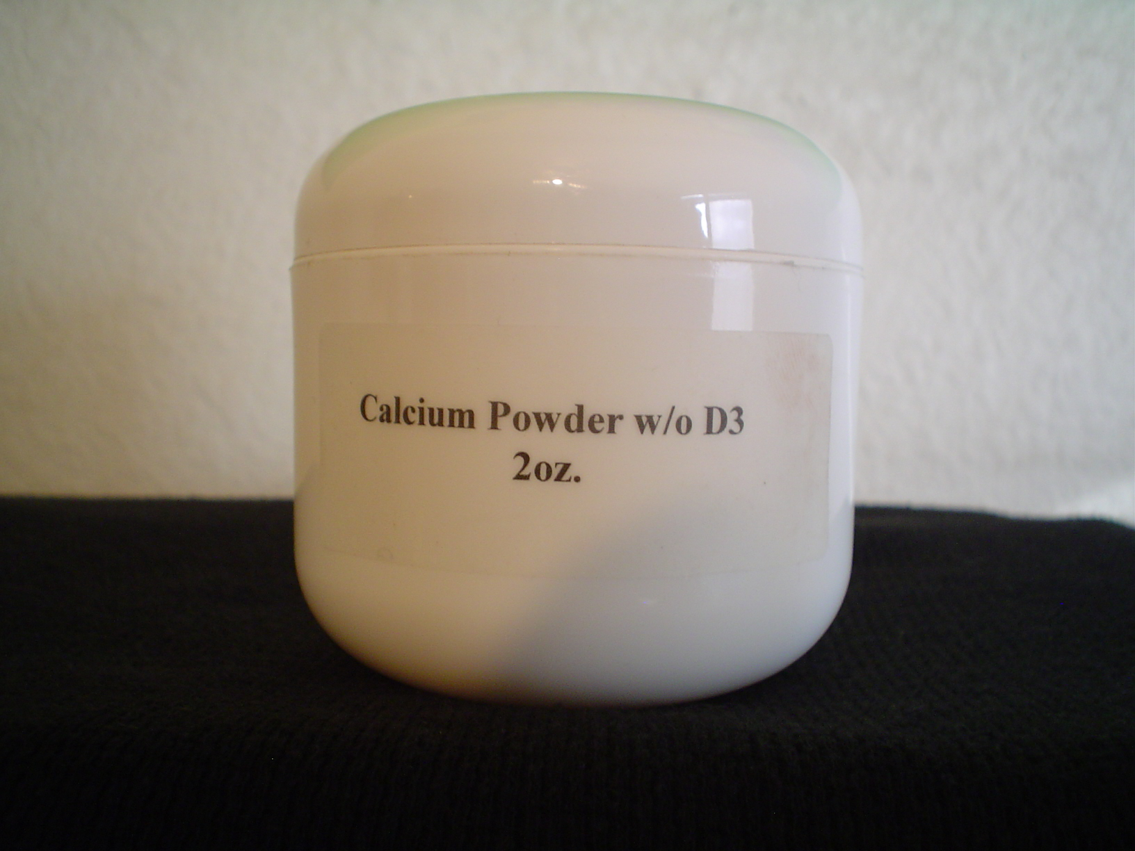 Calcium Supplement W/O D3