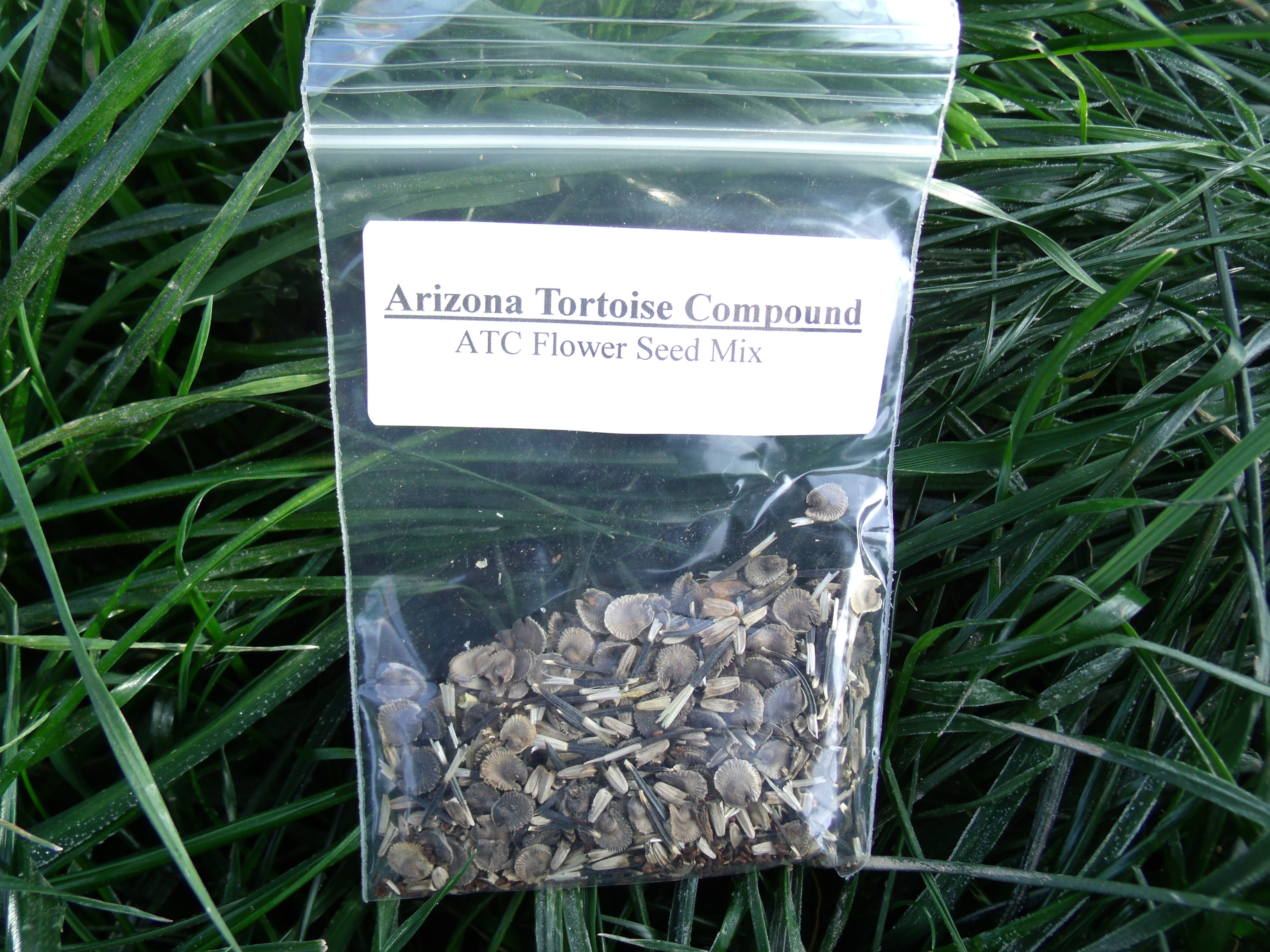 A.T.C. Flower Seed mix