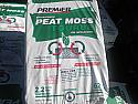 Sphagnum Peat Moss