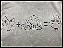 Tortoise Equation T-Shirt
